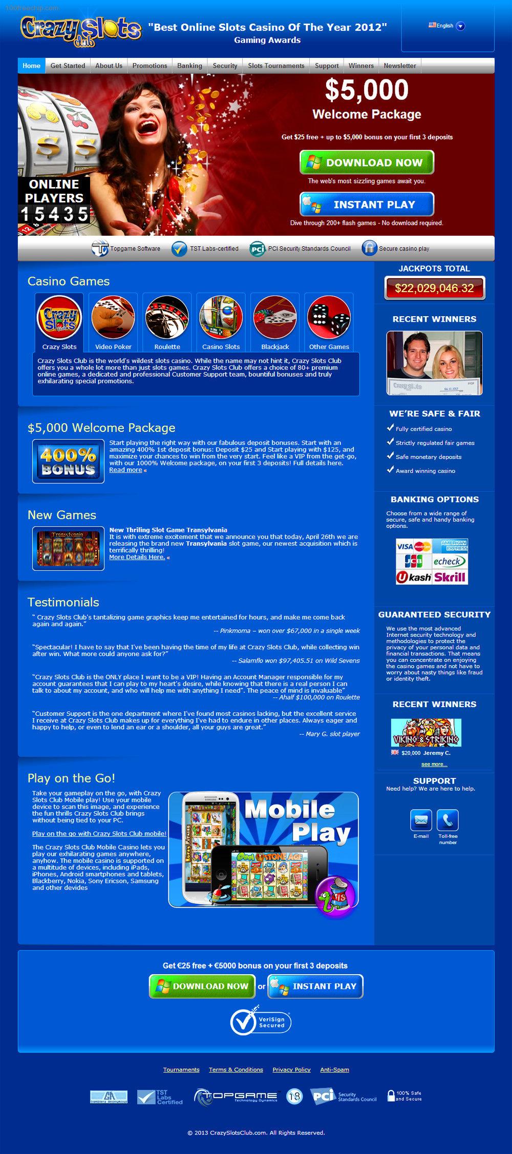 Best online casino echeck