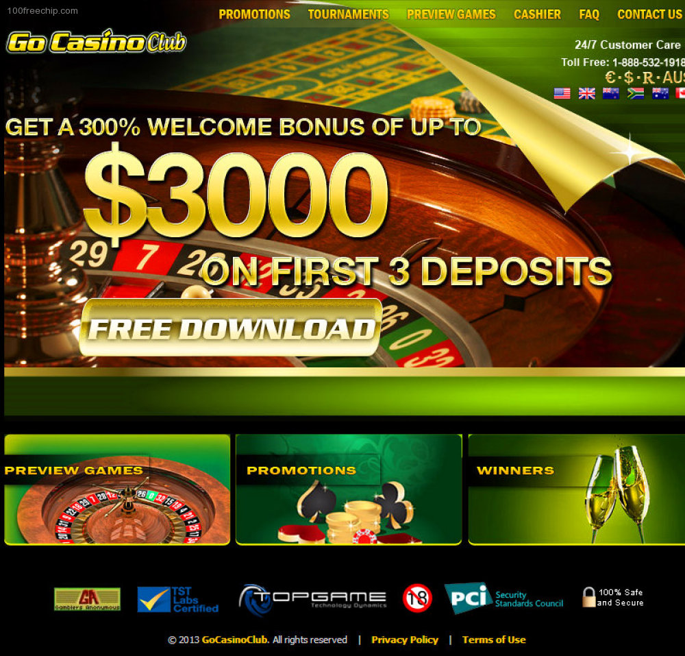go casino online