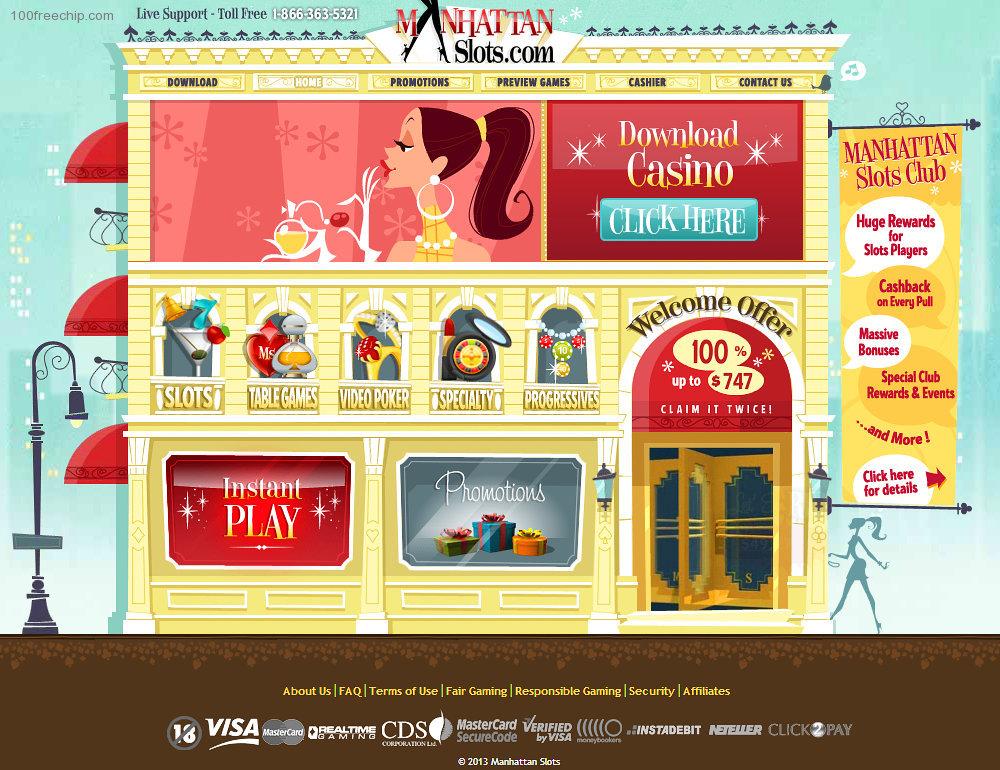 deposit casino with 1 dollar