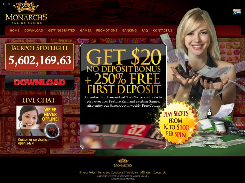Dreams casino free no deposit bonus codes